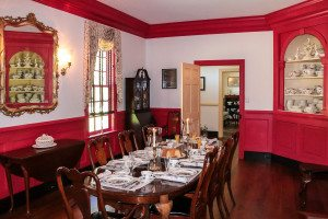 OH - GFH Bed and Breakfast Dining Room 2
