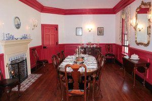 OH - GFH Bed and Breakfast Dining Room