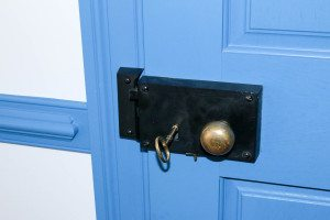 OH - GFH Bed and Breakfast Door Lock Detail
