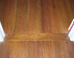 Colonial House Floor