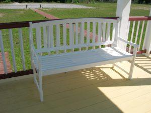 Back Porch Bench