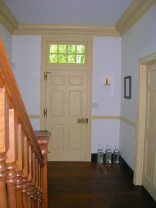 GFH Bed and Breakfast Foyer