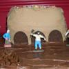 Brick Kiln Cake