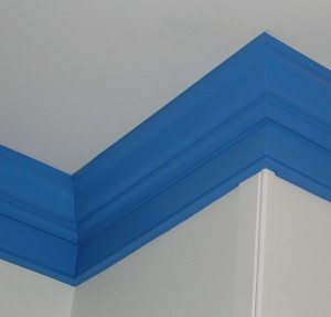 Crown moulding hierarchy.