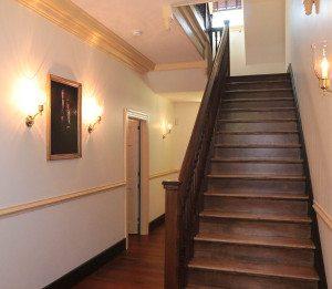 Gracefield Hall Passage