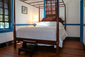 Colonial House Bed Chamber