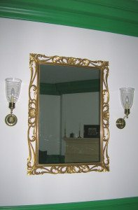Colonial House Mirror
