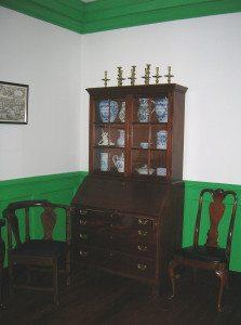 Colonial House Desk