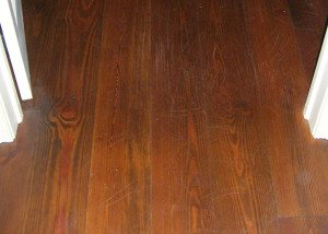 Colonial House Floors
